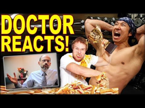 Medical Doctor Reacts to YouTube Fitness Nutrition 'Experts'