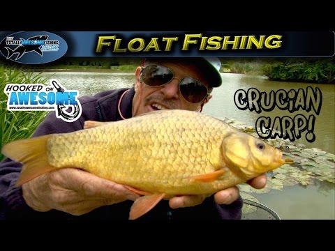 Float Fishing For Crucian Carp | TAFishing