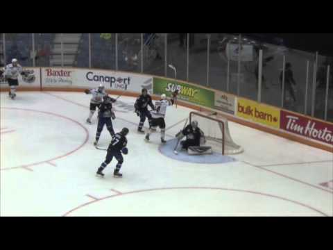 SJ VS CAPE BRETON EAGLES DEC 7 2013