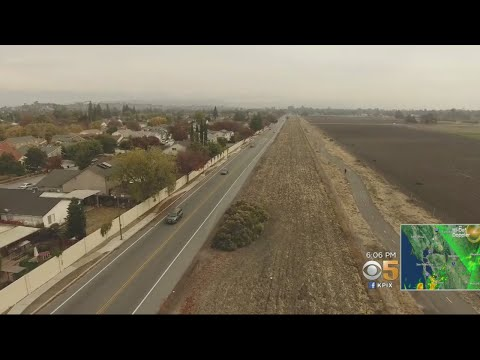 Proposed Land Swamp Would Allow For San Jose Road Widening