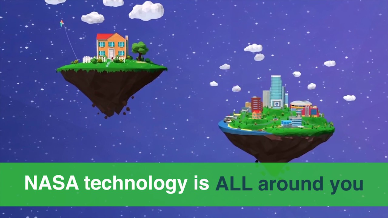 NASA Technology We Use Everyday: Introducing Home & City