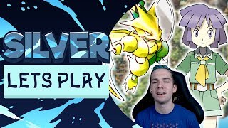 Can We Beat BUGSY?! Pokemon Silver Let's Play #4