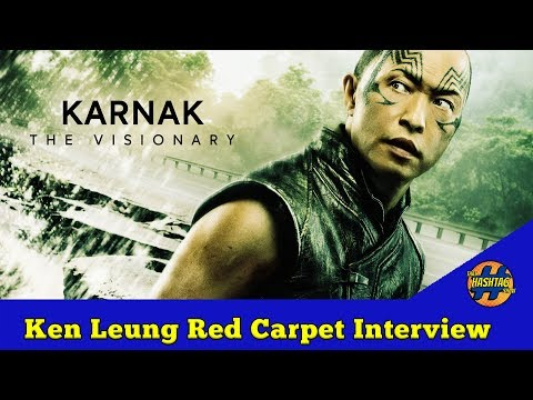 The Inhumans Ken Leung On Karnak's Abilities