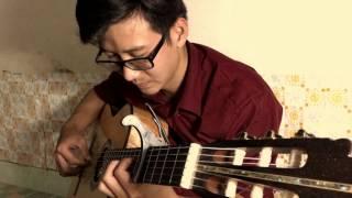 TÌNH NHI NỮ - GUITAR COVER - THANH NGUYEN