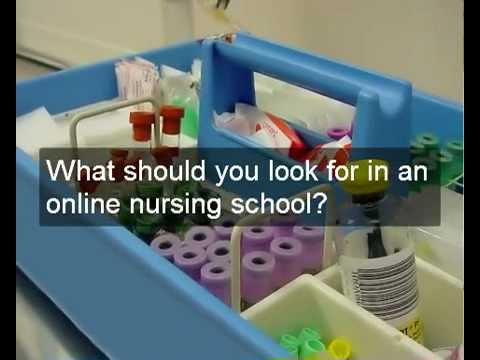Best schools of nursing | accredited schools of nursing | accelerated schools of nursing programs