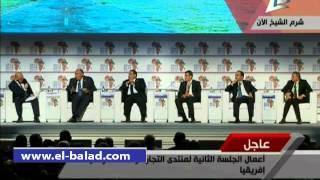 بالفيديو.. وزير الخارجية: النهضة الاقتصادية الأفريقية لابد أن تستند على التكامل