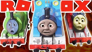 Roblox | *Destroy* Thomas The Tank Engine