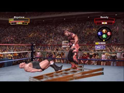 "WWE Legends Xbox 360 ""Bam Bam vs. King Kong Bundy"""