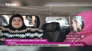 Konflik Elvy Sukaesih dengan Anak Kian Panas, Dawiyah Nangis Ibunya Dipojokkan - iSeleb 03\/12