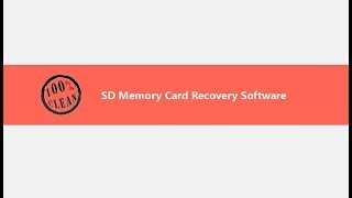 Free Download SD Memory Card Recovery Software and Get Full Version - 2018