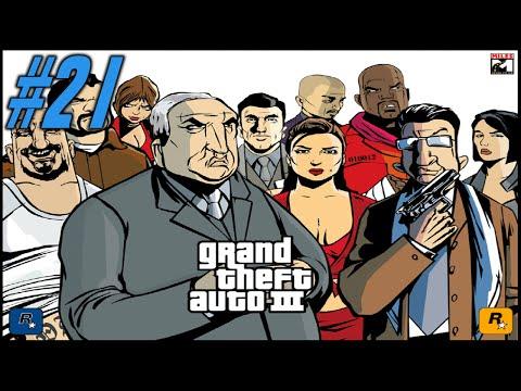 Grand Theft Auto 3 cz.21 (Garaże Import/Eksport i dźwig w Portland)