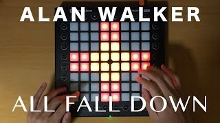 Alan Walker - All Falls Down // Launchpad Pro Cover