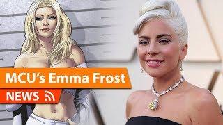 Lady GaGa Rumored for Emma Frost in MCU & 2022 Film