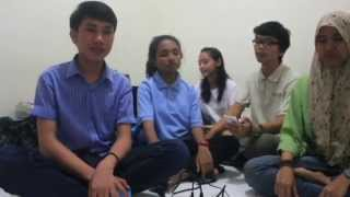 SAJOJO Cover (Traditional Song) - Accapella by Frans, Manda, Lukis, Alin and Mae - Stafaband