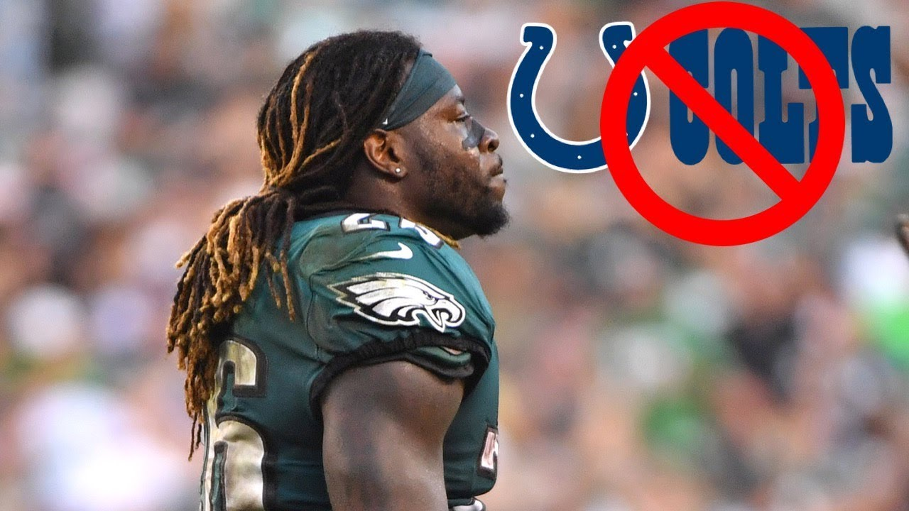 Jay Ajayi Reportedly Signs Contract with Eagles After Darren ...