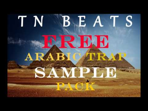 Free Download] Arabic Trap Sample pack | Arabic Percussions