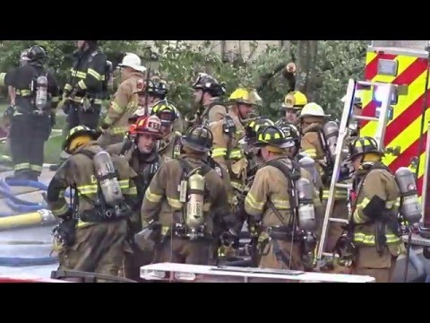 CLINTON NEW JERSEY 4TH ALARM FIRE 5/15/16 WORKING FIRE IN A LARGE COMMERCIAL BUILDING