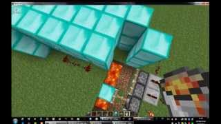 Как сделать комнату испытаний в minecraft