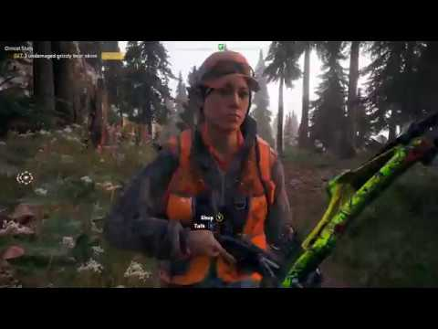 Far Cry 5 (Clinical Study) How to Find Grizzly Bears Main Story Mission 750