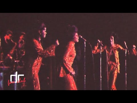 Diana Ross & The Supremes: The Farewell Concert 3/3 (RARE FOOTAGE IN COLOR)