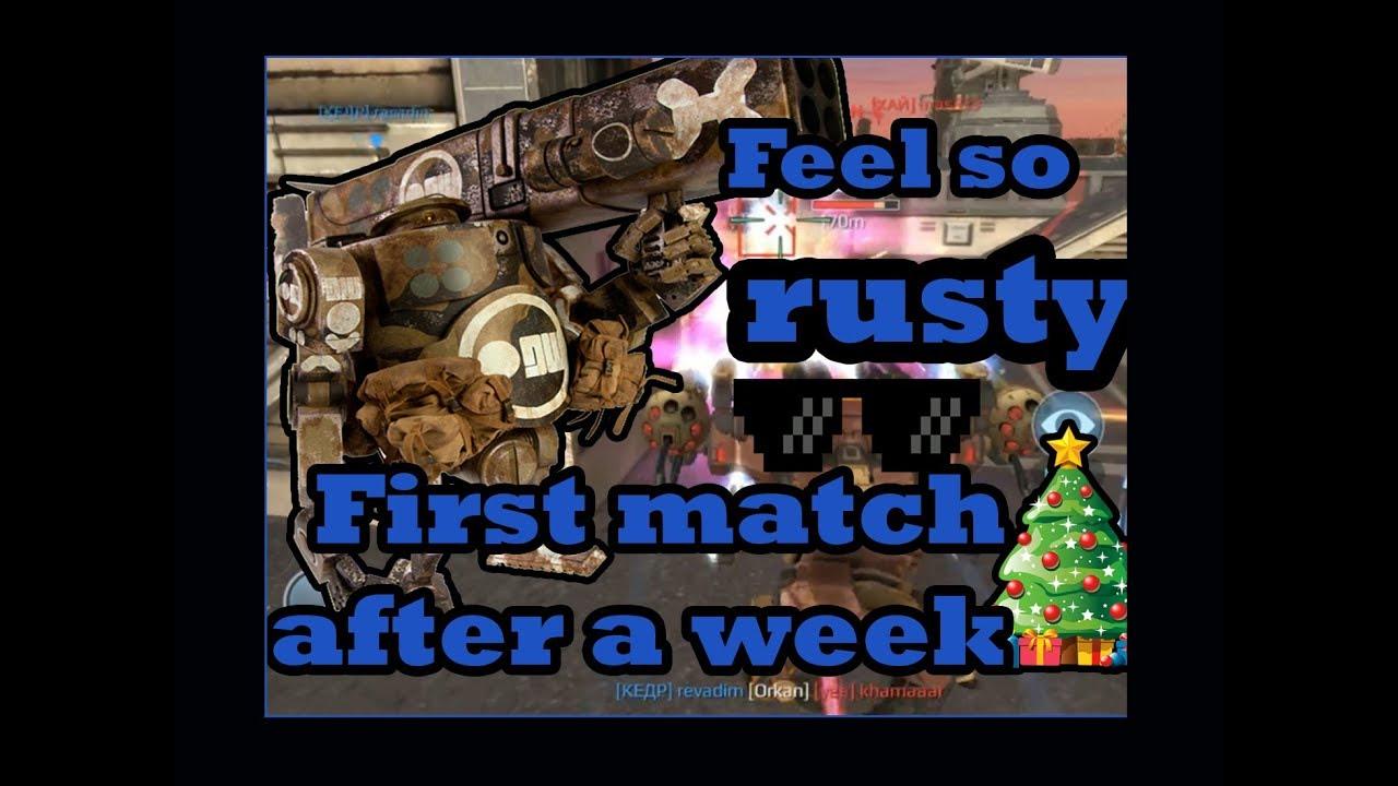 Rusty solo