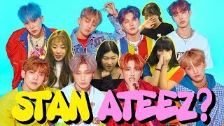 Baixar Get ready for ATEEZ! | WILL YOU STAN