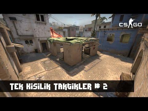 CS:GO Tek Kişilik Taktikler #2 - Mirage...