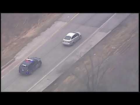 South Kansas City Police Chase