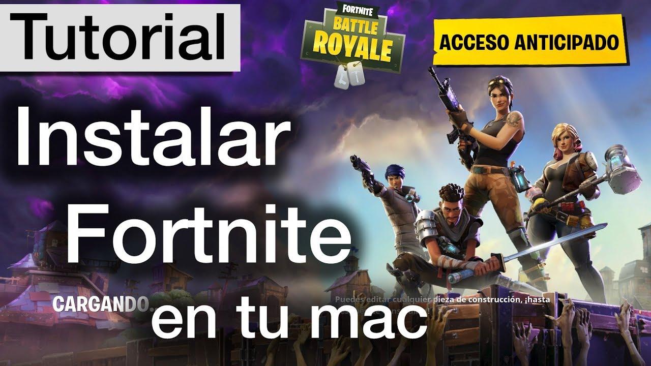 Descargar Fortnite 2019 Gratis Para Pc Mac Ps4 Xbox Y Movil