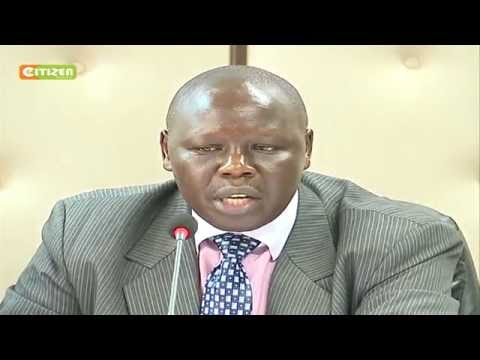 Lawyer Katwa Kigen denies role in alleged bribery saga