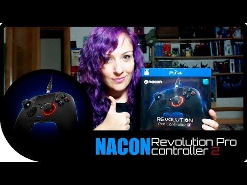 UN MANDO PARA LOS MÁS EXIGENTES [SORTEO]Nacon Revolution Pro Controller 2 Unboxing/Review
