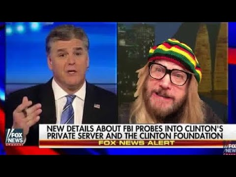 Friends in Safe Spaces.  Chad Prather and Steve Mudflap McGrew aka Larry the Liberal