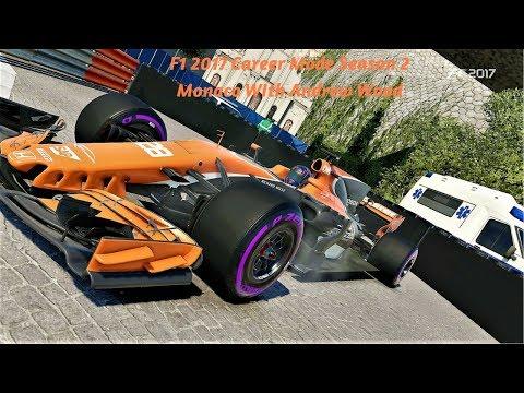 Formula 1 2017 Season 2 Australia Qualifying and Race