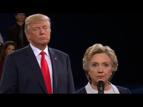 2016 Town Hall Presidential Debate: Part 2