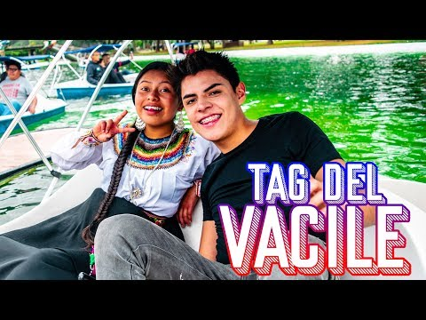 Tag del VACILE 4 | Kike Jav ft. Nancy Risol