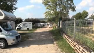 Camping La Grappe d'Or, Meursault
