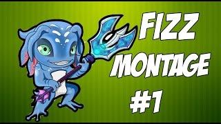 Fizz Montage - Episode 1 || Best Fizz Plays 2015 || League of Legends