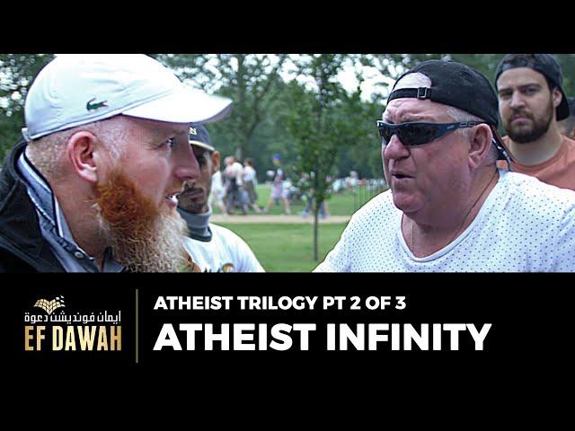 Atheist Trilogy Pt 2 of 3   Atheist Infinity