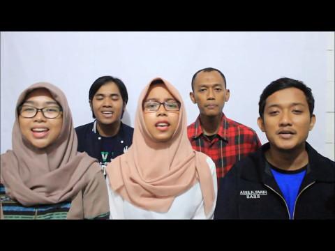 Merah Putih Gombloh - Bendera Coklat acapella cover by Voice of Five