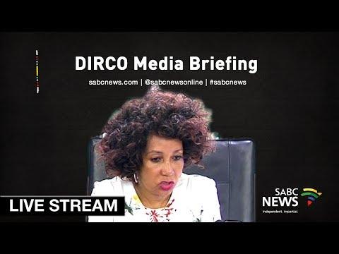 DIRCO briefing on Madagascar, DRC, UNSC - 13 January 2019