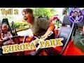 EUROPAPARK ACTION ERLEBNIS Tag 2  Adrenalin Pur in Achterbahnen  FAMILY FUN