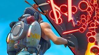 JETPACK PARKOUR 😍 | Fortnite Creative Mode
