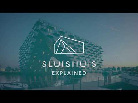 VORM | Project Sluishuis In Amsterdam