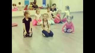 Открытый урок contemporary dance в нашем ярком филиале