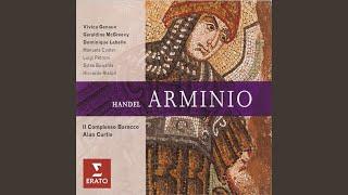 Arminio, ACT III: Fatto scorta al sentier della gloria
