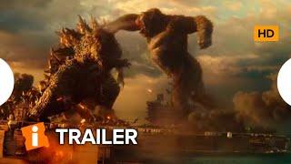 Godzilla vs. Kong | Trailer Oficial   Dublado