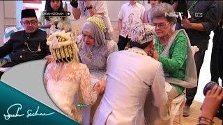 Mengintip Prosesi Pernikahan Ditto & Ayudia Bing Slamet