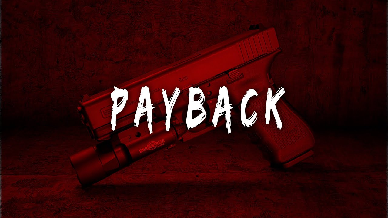 Aggressive Fast Flow Trap Rap Beat Instrumental ''PAYBACK'' Hard Angry Tyga Type