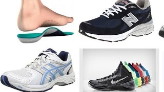 Review: Best Shoes For Flat Feet