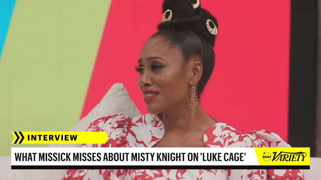 Simone Missick Misses Her 'Luke Cage' Character & Teases Altered Carbon Season 2